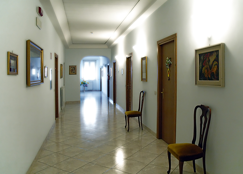 Casa Ancelle Del Santuario Roma Istituti Religiosi