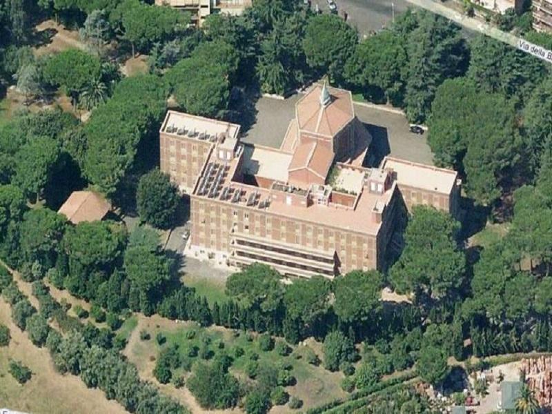 Strutture religiose nella provincia di Roma - Istituti ...